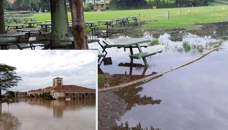 invasive plant triggers catastrophy in Uganda and Kenya Part-of-Speke-Resort-Munyonyo-is-flooded