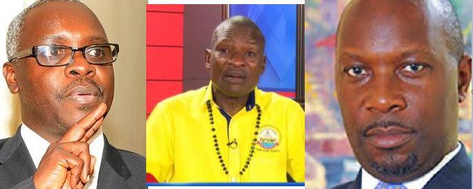 'You're Stinking!' Tamale Mirundi Tells Makubuya, Kabushenga To Step Down From Coronavirus Taskforce