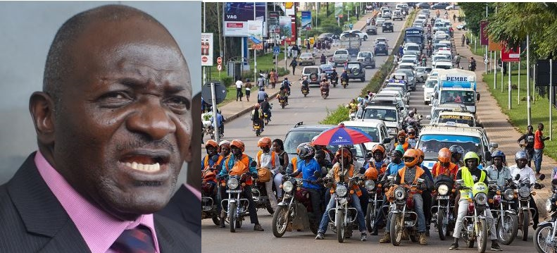 New Traffic Law To Fine Shs6m To Conductor Making Noise To Attract Passengers, New Driving Permits To Be Internationally Recognized