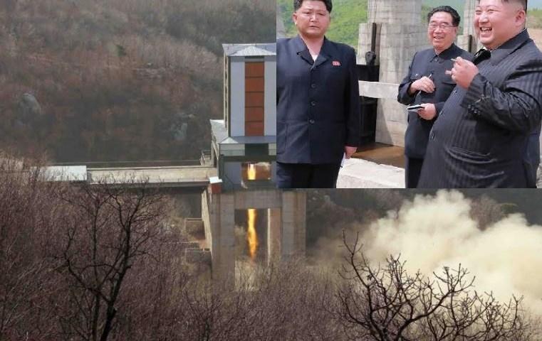 Kim Jong Un's Public Appearance Sparks Off Gunfire Exchange Between South Korea and North Korea
