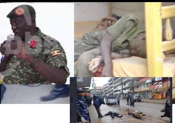'We Shoot To Kill, Not Break Legs'-LDU  Commander Warns Uganda