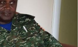 CMI Stuck With Maj. Rwakanuma, Ponders Releasing Him!