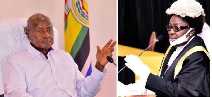 Thank You Muzei, I Will Serve: Rebecca Kadaga Accepts Museveni's Appointment