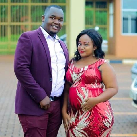 Kenzo's Ex Bahati Ballooned, Counting Down Days Before She Drops  'COVID-19' Baby