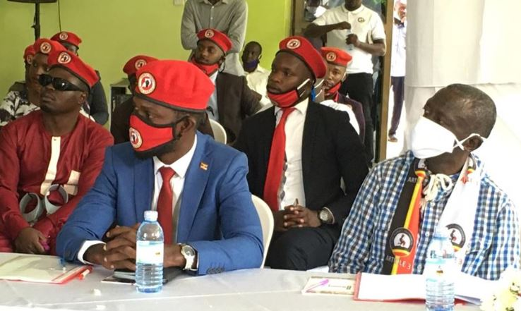 Bobi Wine, Dr Besigye Combine Forces  To Oust Museveni Before 2021 General Elections, 'No, Nedda' Campaign Launched