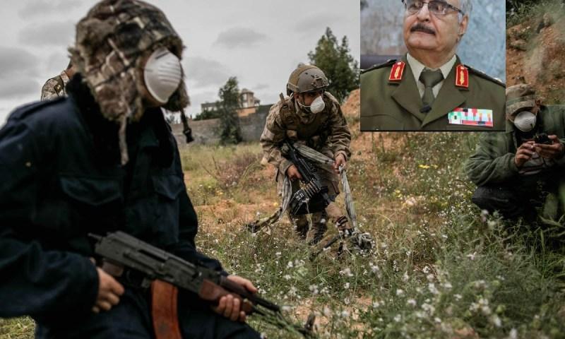 Doom Looms For Gen. Haftar As Libyan Army Regains Control Of Tripoli