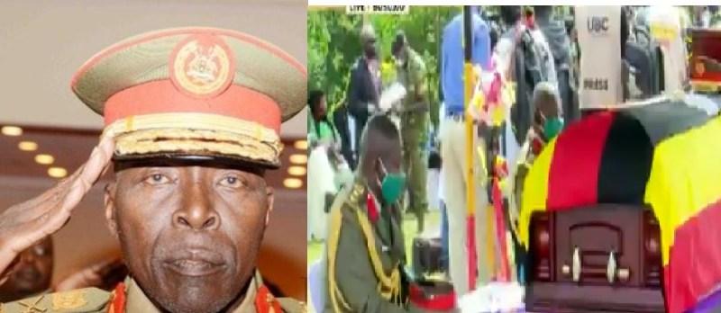 'He Was Fearless, Unpretentious'- UPDF Hails Gen. Kasirye Ggwanga
