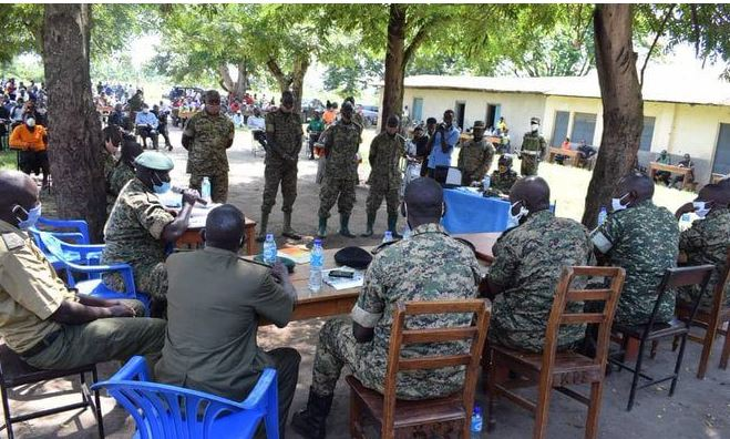 Court Martial Sentences UPDF Soldier To 35 Years In Jail For Killing Church Of Uganda Prelate