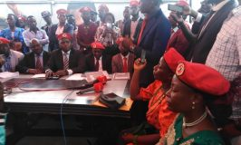 Chameleon Changes Color Again, Picks People Power Nomination Form To Oust Lukwago
