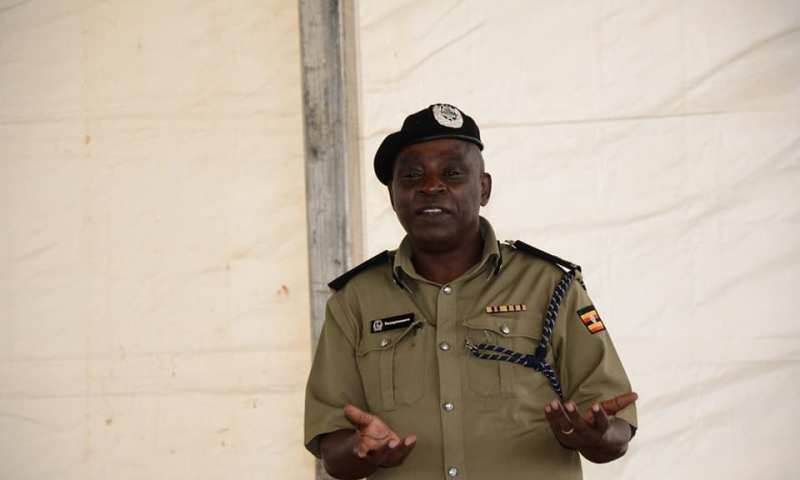 I Have Run My Race: AIGP Turyagumana Finally Hands Over Office
