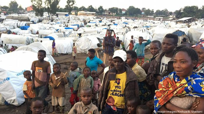 Over One Million People Displaced As Uganda Opens Boarder For Refugees