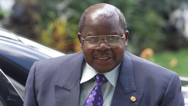 Breaking: Tanzania's Former President Benjamin Mkapa Dies At 81