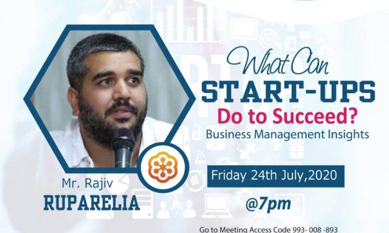 Rajiv Ruparelia To Tip Mukono Rotaract Club Members On Business Survival This Friday