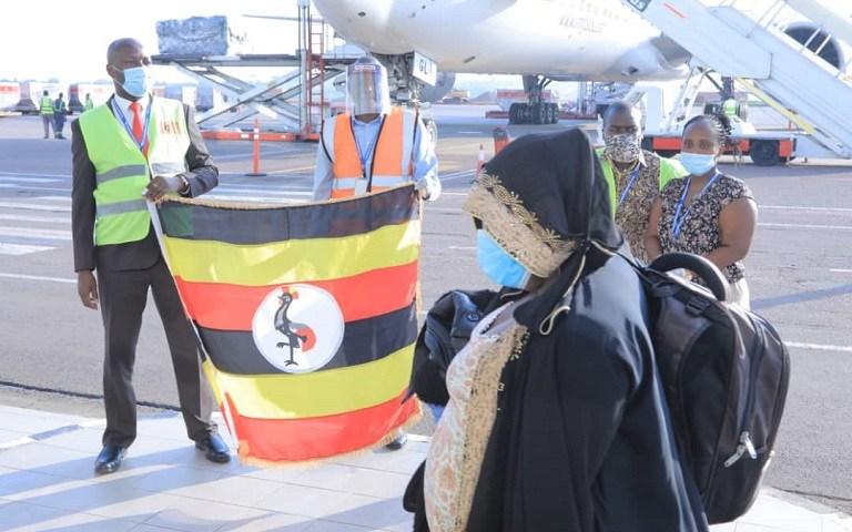 238 Ugandans Return Home As Repatriation Exercise Resumes