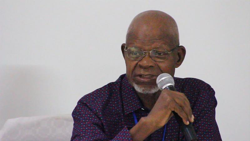 Pan-Africanists in UG Mourn Legendary DRC Pan-Africanist Prof.Wamba Dia-Wamba