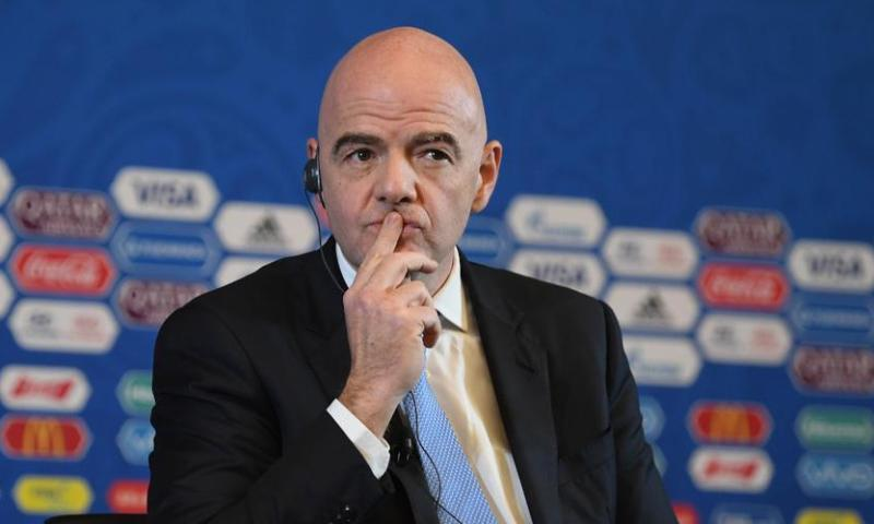 Corruption: Criminal Probe Launched Against FIFA President Infantino