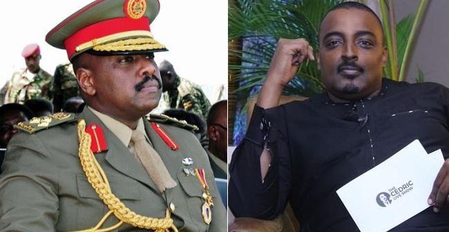 Gen. Muhoozi, Min. Tumwebaze Endorse Babu's Bid For Kampala MP Seat