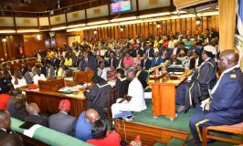 Legislators Warm UP As Debate On Presidential Term Limit Resumes Today