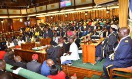 Legislators Warm UP As Debate On Presidential Term Limit Resumes Today