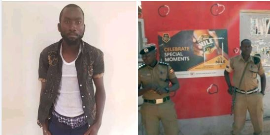Police Arrests People Power Supporter For Attempted Suicide in Bobi Office Over His Impounded Motorcycle
