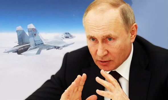 Russia Intercepts US Spy Planes In Country's Black Sea