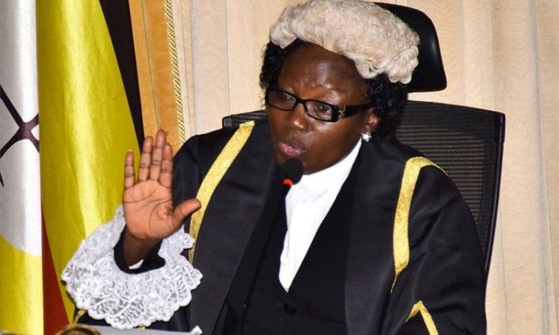 Speaker Kadaga Wants SGS Agreement With Gov't Be Scrutinized