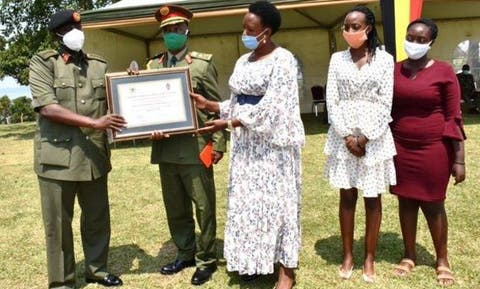 Top UPDF Generals Retire From Active Service Ahead Of 2021 Elections