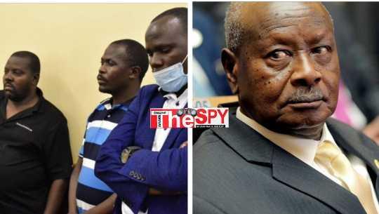 Fraudsters Who Grabbed President Museveni's Land Remanded To Sentema Gov't Prisons Till July, 28,2020