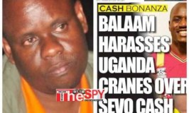 After Gashumba Saga,New Vision In Hot Soup Again As Balaam Sues Them For Defamation