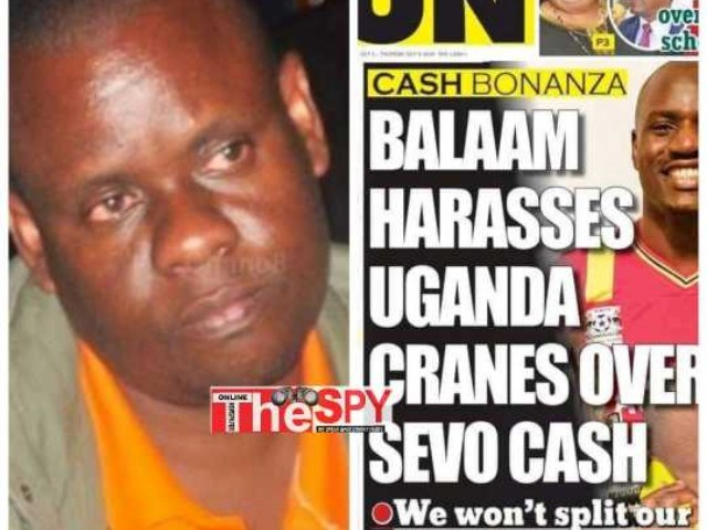 After Gashumba Saga, Vision Group In Hot Soup Again As Balaam Demands For Shs1B In Defamation Suit