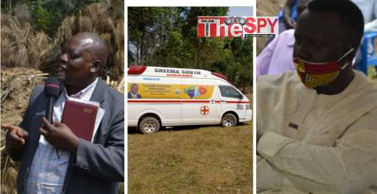 War Time: Sheema RDC Kyerere Vows To Tow 'Mp' Tugume's Ambulance For Disobeying Orders, Mp Fires Back