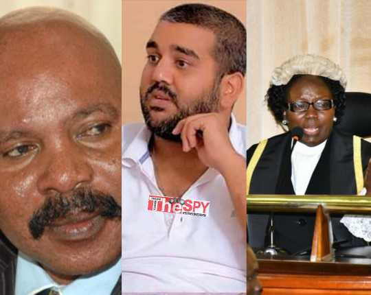 Racial Attacks Saga Against Rajiv Ruparelia Escalates As Speaker Kadaga Summons Internal Affairs Min. Gen.Odongo To Explain