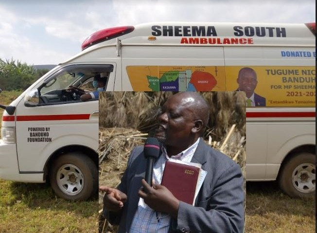 'Tugume Didn't Donate Ambulance To Sheema People, He Just Lent It To You'-RDC  Kyereere Speaks Out