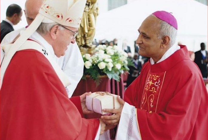 After Few Weeks Of Recovery From COVID-19, Archbishop Moses Succumbs To Stroke