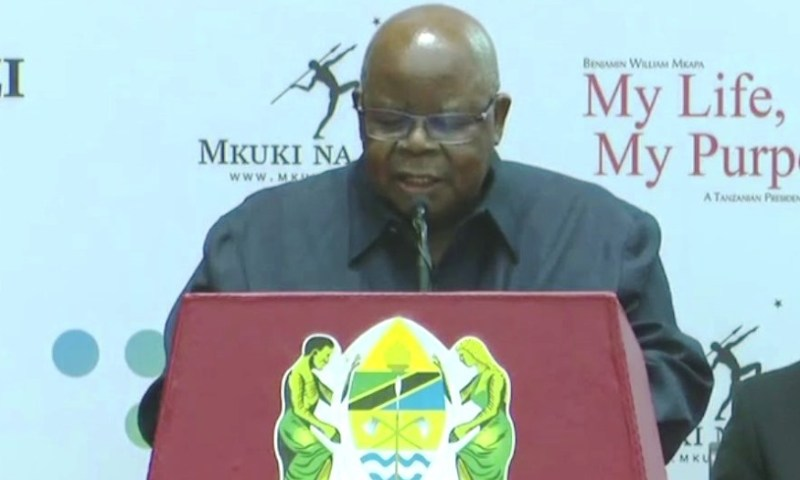 Update: Mkapa To Be Buried On Wednesday After 7 Days Of National Mourning