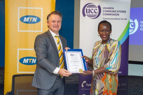 Negotiations Between UCC & MTN Sealed, Renew License For 12 Years At Shs371.5B