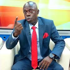 Breaking: Heavily Armed Security Operatives Arrest Mortar-mouthed Journalist Basajja Mivule