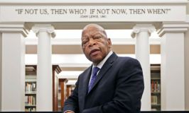 John Lewis, Towering Figure of Civil Rights Era Dies at 80