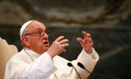 Libyan Migrant Centres Are Like Concentration Camps- Pope Francis