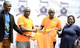 'The Soccer Jaguars' Tooro United Unveils Tactician Edward Golola As Head Coach