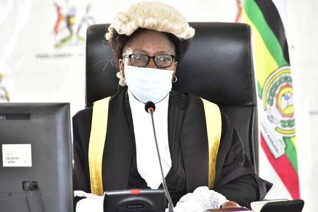 Speaker Kadaga's Speedy Convoy Knocks Three In Fort Portal As She Roots For NRM Vice Chairperson Support