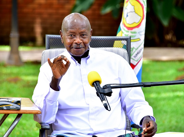 COVID-19:Museveni Issues Fresh Directives To Taskforce Before Reopening Of Airport & Schools