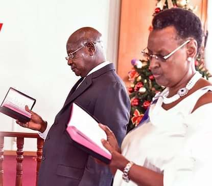 National Prayers Day:Museveni Says COVID-19 Surge In K'la Is Due To Conflicting Messages