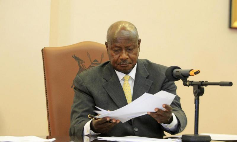COVID-19: Museveni Receives Final Report From MOES On Schools Readiness To Reopen