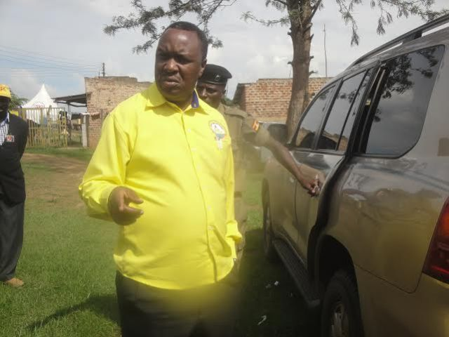 Sheema NRM Leaders Endorse Min. Tumwesigye As Party Flag Bearer