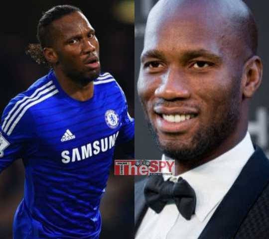 Ex-Chelsea Striker Didier Drogba Applies For Presidency Of Ivory Coast FA