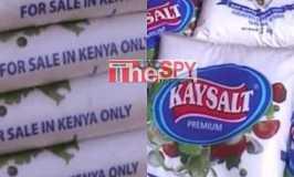 Big Story:Corrupt URA,UNBS Border Staff Connive To Smuggle Kenyan Salt Into Uganda