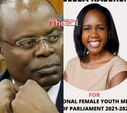 After Being Ousted From BoU, Kasekende Fronts His 25 Y'r Old Daughter For Parliamentary Youth Race