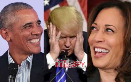 US Elections:Obama, Kamala Harris Declare Support For Biden To Unseat Trump