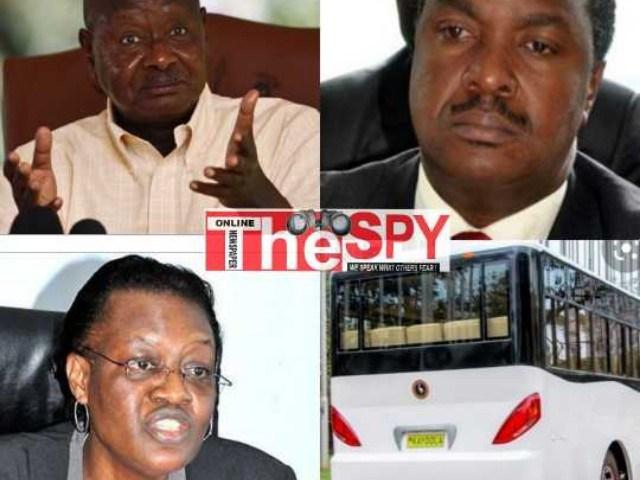 IGG Kicks Off Investigations Into Kiira Motor Bus Saga, Min.Elioda On Tentorhooks!
